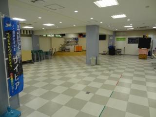 1階 科学体験・学習広場